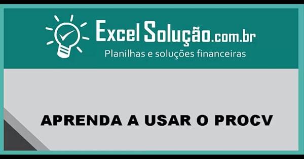 Como Fazer PROCV No Excel Avançado – Aprenda Fácil
