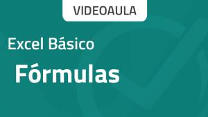 Capa Como fazer planilha Excel básico com fórmulas - Aula completa