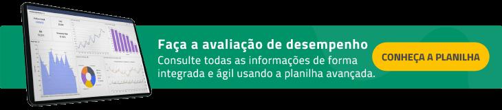 banner faça a avaliação de desempenho