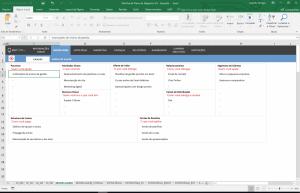 Planilha Plano de Negócios em Excel