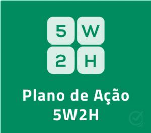 Planilha 5W2H - Ferramenta de Plano de Ação em Excel