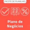 Pacote de Planilhas para Plano de Negócio em Excel