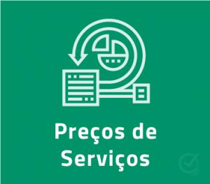 Planilha de Formação de Preço de Serviços em Excel