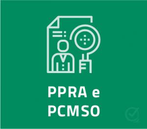 Planilha de PPRA e PCMSO em Excel
