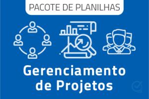 banner pacote de gerenciamento de projetos