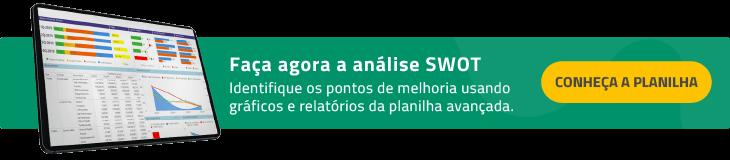 banner faça agora a análise swot
