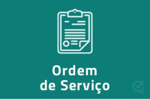 ordem de serviço pdf
