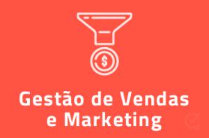 curso gestão de vendas e marketing