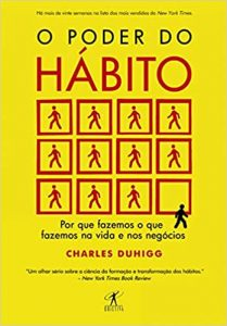 Capa O poder do hábito
