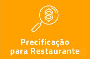 planilha precificação de restaurantes - a la carte