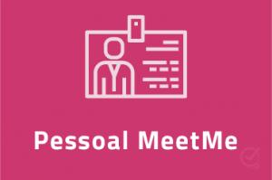apresentação pessoal criativa powerpoint - meetme
