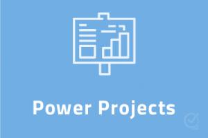 apresentação de projetos em powerpoint - power project