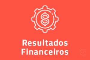 apresentação de resultados financeiros em google slides