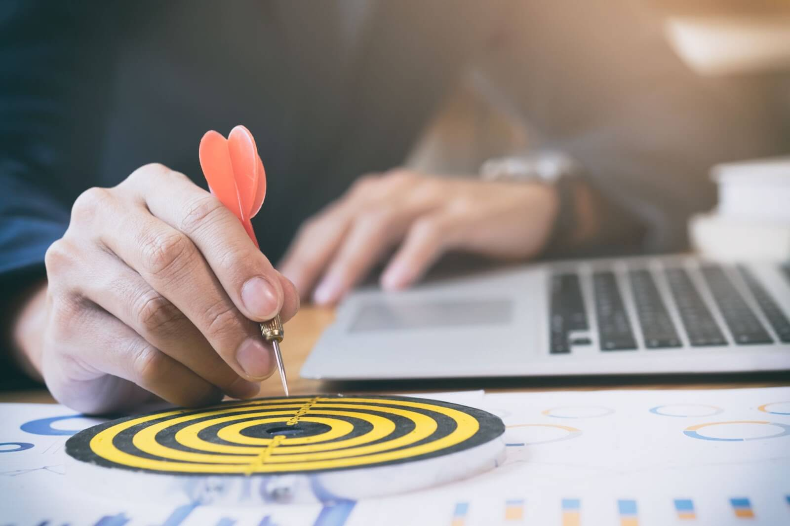 objetivos - plano estratégico de marketing